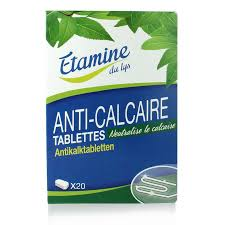tablettes anti calcaire lave linge 20 tablettes 360 gr. Black Bedroom Furniture Sets. Home Design Ideas