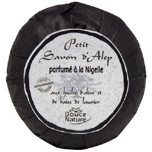 Savonnette d Alep Parfum à l huile de Nigelle 100 g