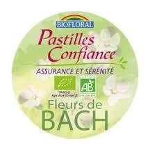 Pastilles Confiance Fleurs De Bach 50 G